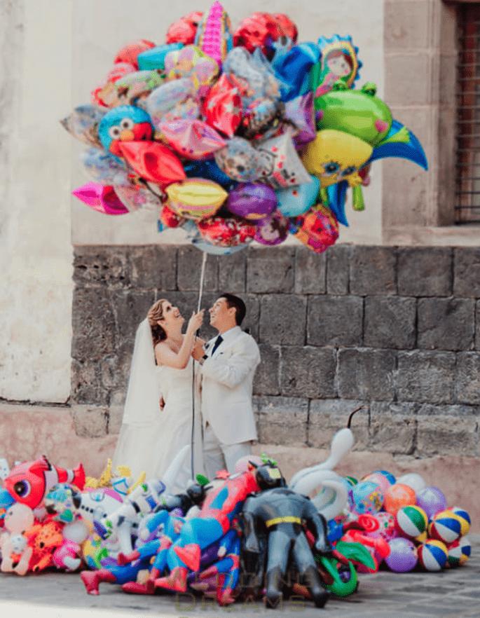 Elige un lugar público interesante para celebrar tu boda - Foto Wedding Dreams