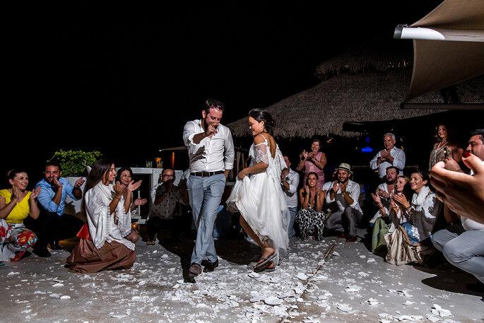 festa de casamento na grécia