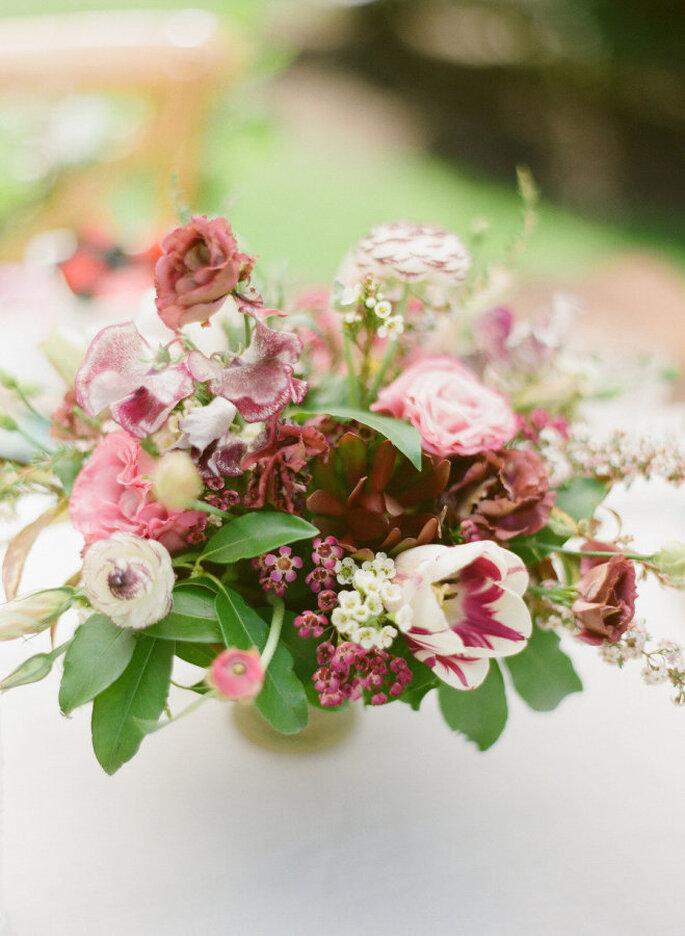 decoración con tulipanes - KT Merry Photography