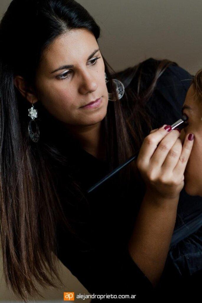 Soledad Rey - Make up y Peinado de novias argentinas