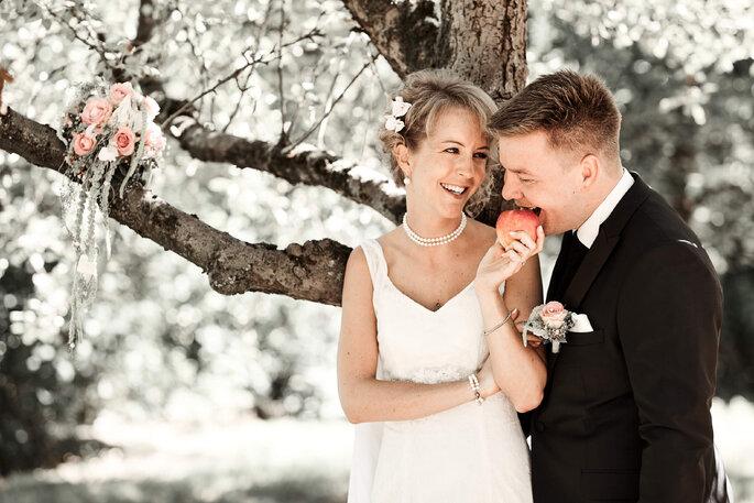 Hochzeitsverliebt