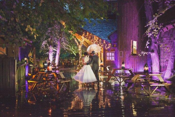 A fairytale - The Alnwick Garden Tree House