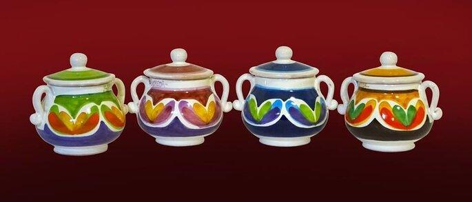 Maninterra Ceramica di Laura La greca - vasetti ceramica