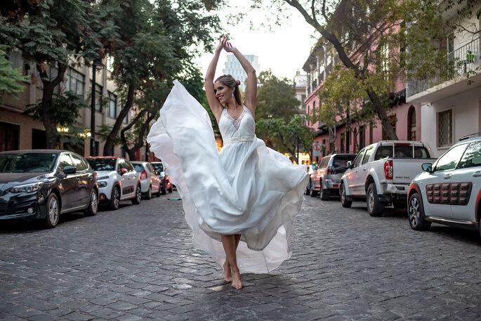 Blanca Ilusión tiendas de novia Santiago