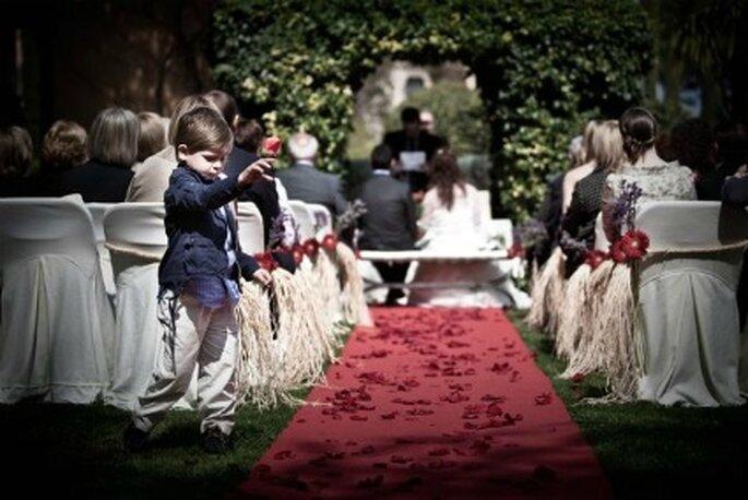 El momento de la boda. Fotos: Cecs Giralt