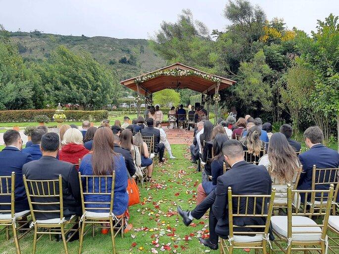 Hacienda Santa Catalina hacienda para bodas Bogotá
