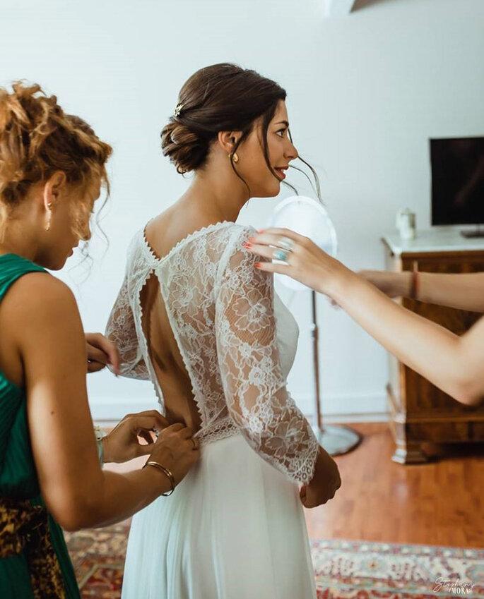 Printemps Mariage - boutique de robes de mariée - Paris
