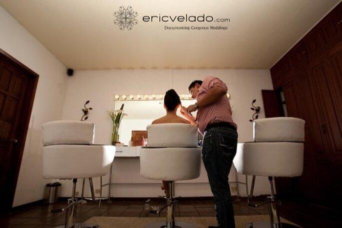 Schminktipps für die Hochzeitsgäste - Foto: Eric Velado