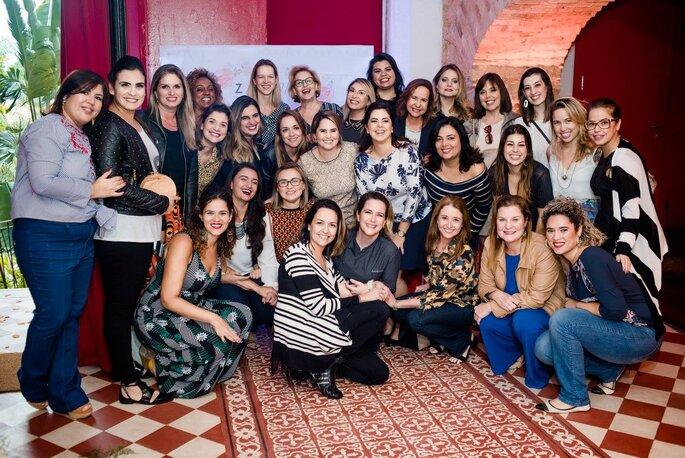 Evento Wedding Club Tea Time Brasil