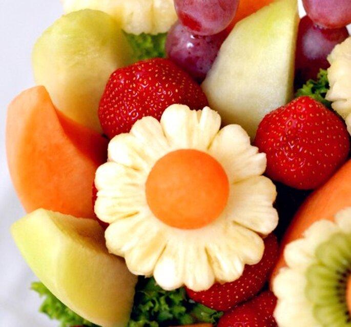 Bouquet de fruits frais - Fruitises.com