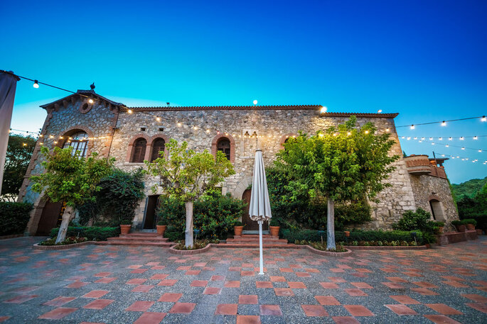Mas de Sant Lleí - Lieu de réception mariage - Espagne