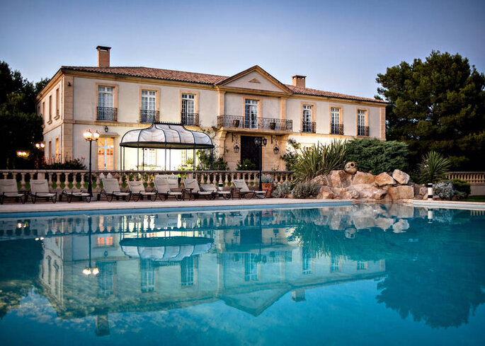 Bastide d'Astre - lieu de réception de mariage - Provence