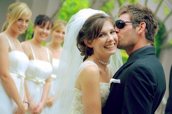 Unter freiem Himmel heiraten macht Spass! - Foto: DavidR, flickr
