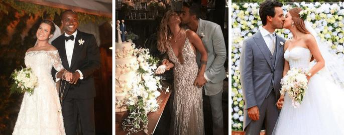 Casamentos celebridades