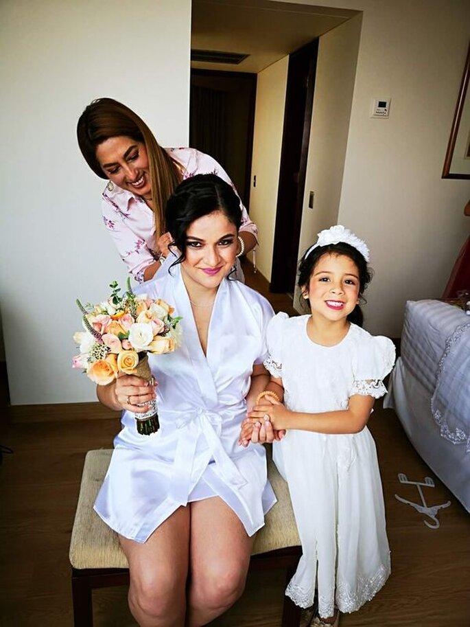 Chío Makeup & Hair maquillaje y peluquería Lima