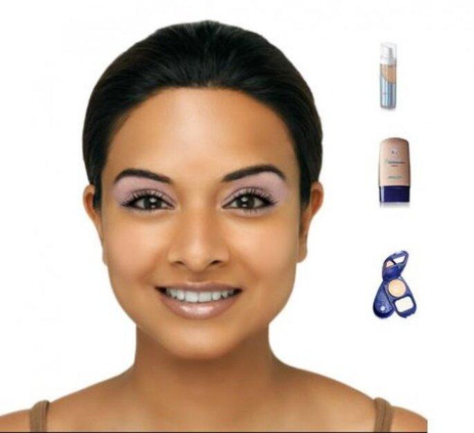 Moda en maquillaje 2013. Virtual Makeover de Cover Girl.
