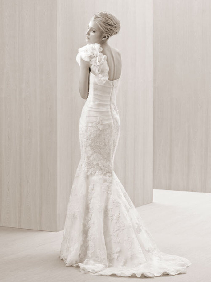 The White Gown