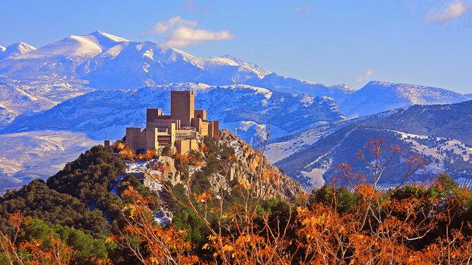 Santa Calaina Castle - photo credit: TurismoAndalusia.net