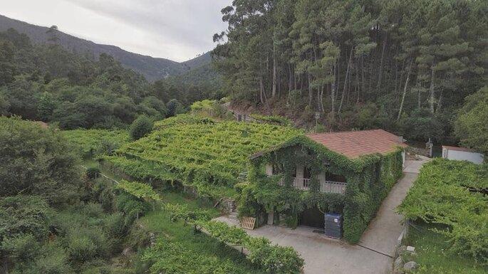Entre Os Ríos Hotel Rural hotel bodas A Coruña