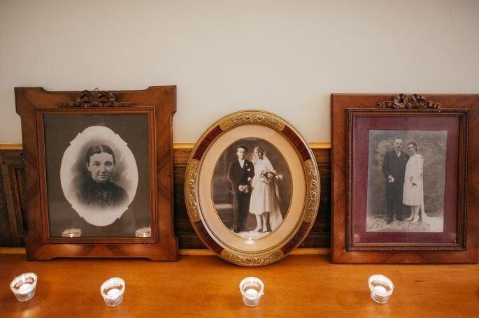 temas de casamento: retro