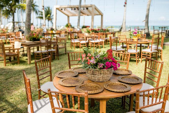 Decoração, flores, paisagismo e aluguel de mobiliário: Anderson Barbosa – Decoração para Eventos - Foto: Laura Fonseca