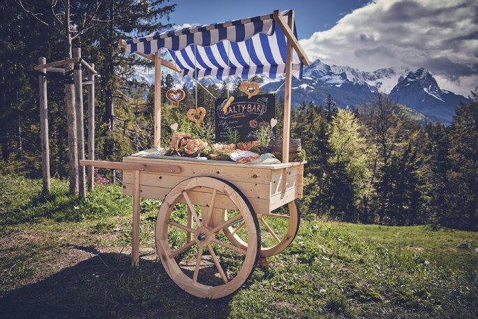Hochzeit in den Bergen: Tipps für Eure Berghochzeit