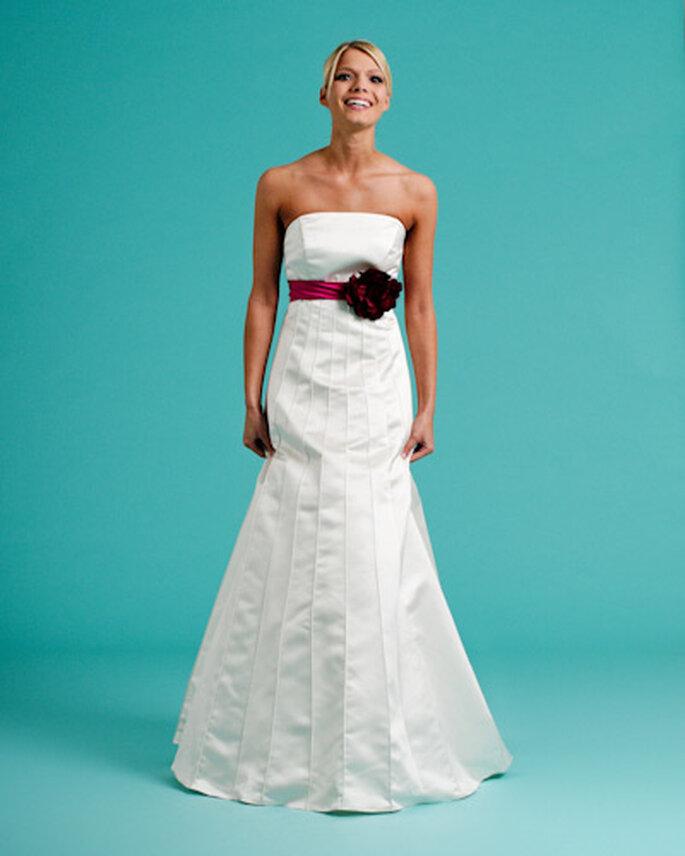 Kollektion küssdiebraut 2012 trendige brautkleider im vintage stil