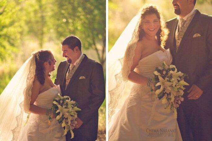 Ramo de novia inspiración 2012. Fotografía Chema Naranjo