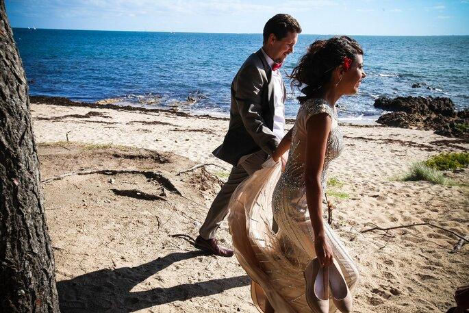 Paola et Matthieu / Photo : B-Mood Photographie