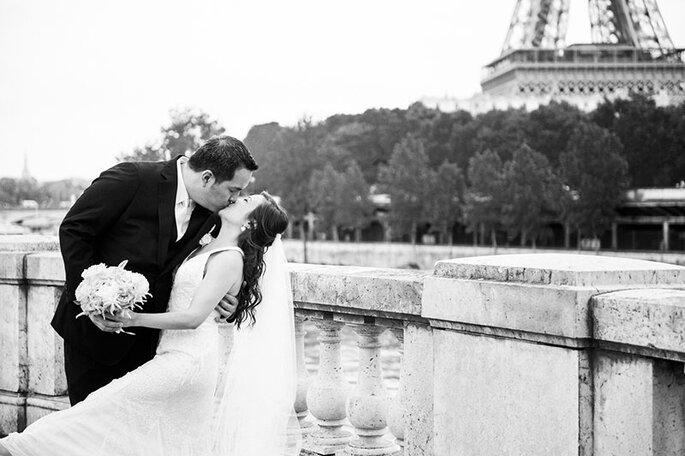 Getting married in Paris, Label' Emotion Paris. © Trentième Etage