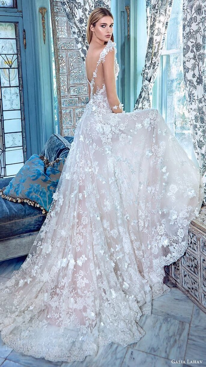 10 vestidos de novia vistos en Pinterest que te inspirarán para tu ...