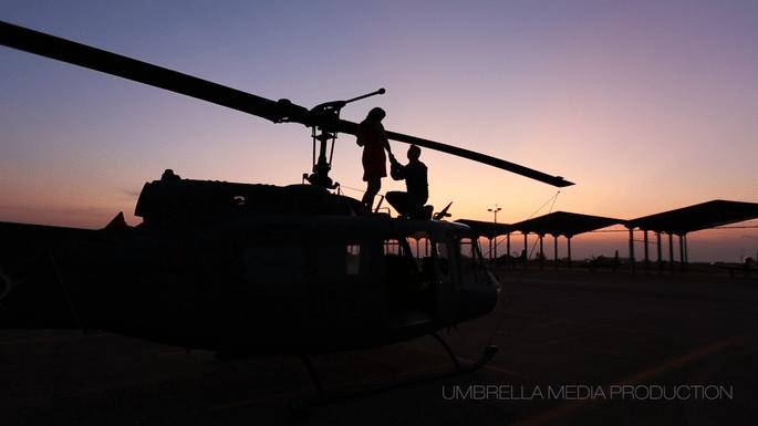 Umbrella Media Production