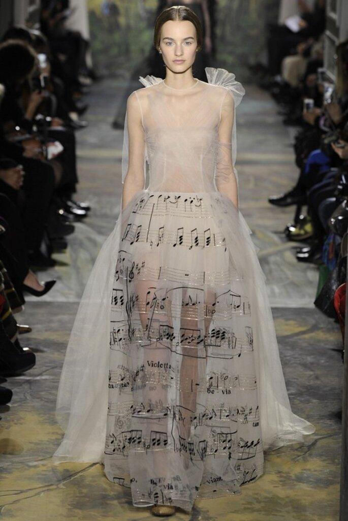 Los vestidos de novia alta costura que nos robaron el aliento este 2014 - Foto Valentino