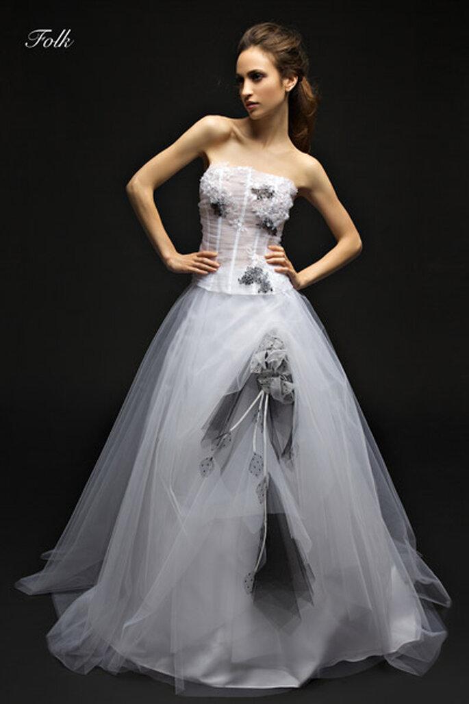 Une fille à marier - Folk