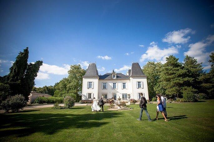 Domaine de la Pinelais, lieu de réception en Loire-Atlantique