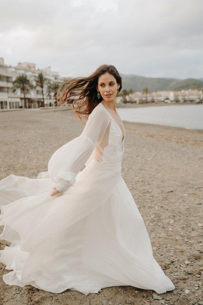 Santa Majia – Robe de mariée – Vaucluse (84)