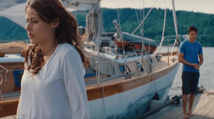 amour cinéma films romantiques le secret de charlie charlie st. cloud