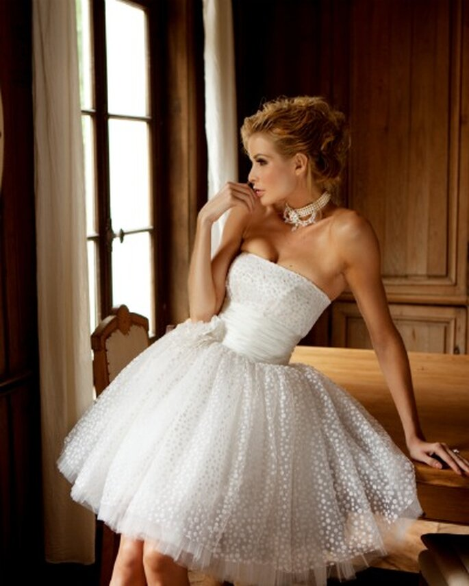 Robe de mariée Oksana Mukha - Modèle Lina