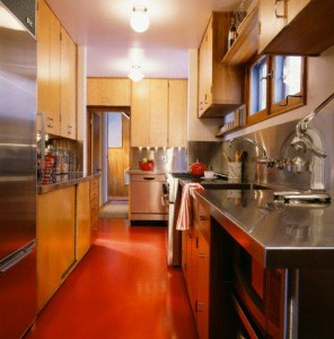 Avec une cuisine pareille, on a vite envie de se mettre aux fourneaux !