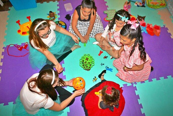 Acima de nove anos, crianças preferem jogos de desafios