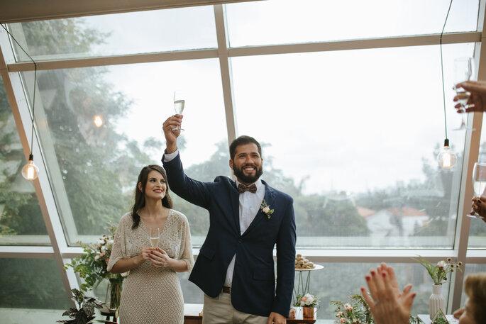 Terno do noivo: Aramis - Foto: Marcelinos Fotografia