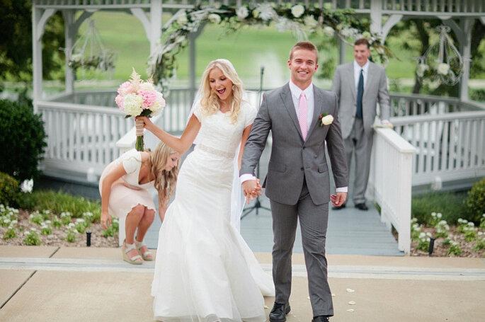 7 mitos acerca de las bodas. Foto: Jennefer Wilson