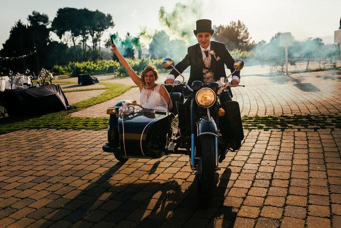 Jordi Tudela fotógrafo de bodas en Barcelona