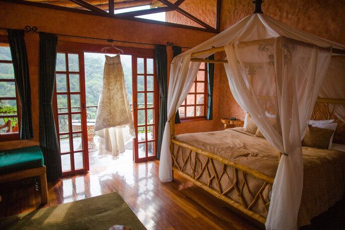 La Paz Waterfalls and Peace Lodge