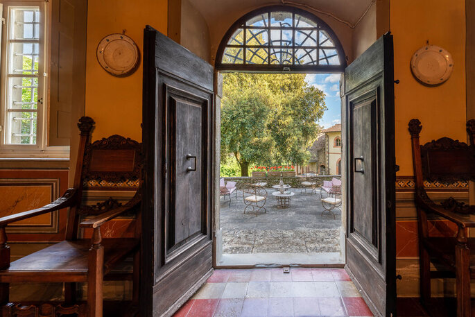 Tenuta Cherici Mascagni, a magical location in the heart of Tuscany