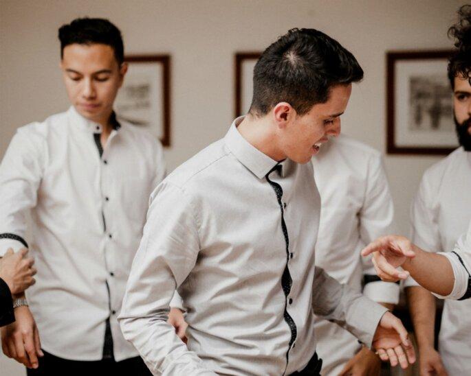 La corte de honor del novio: ¡Tendencias y recomendaciones!