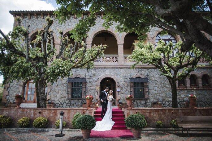 Mas de Sant Lleí - Lieu de réception de mariage - Barcelone