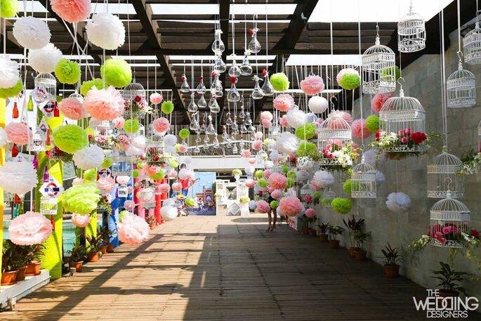 Photo: The Wedding Designers.
