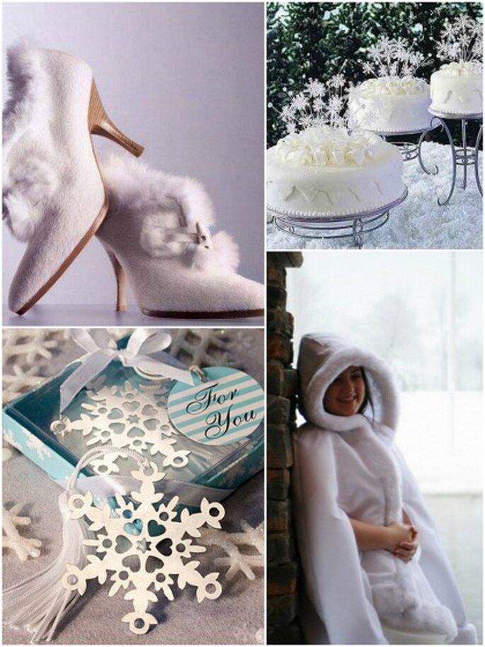 Buenas ideas para un matrimonio en invierno