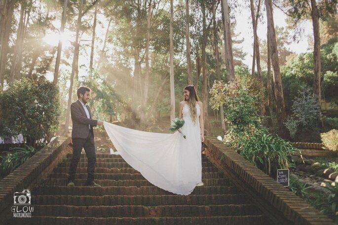 Glow Producciones Fotografía de bodas Valparaiso